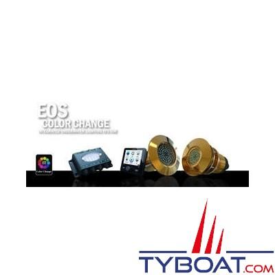 LUMISHORE - Starter Pack - 2 projecteurs sous-marin - EOS Series - COLOR CHANGE - 2 TiX403 + Contrôleur EOS STV2202
