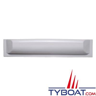 Majoni - Défense de ponton blanche droite L500mm x l100mm x h70mm