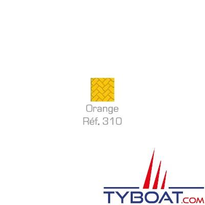 MaloMotion - Agot - Ø  4 mm - Couleur fluo/Orange (à la bobine de 200 mètres)
