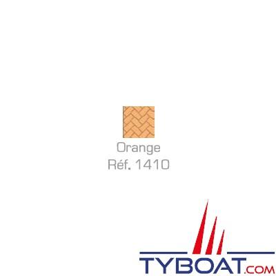 MaloMotion - Agot - Ø  4 mm - Couleur pastel/Orange (à la bobine de 200 mètres)