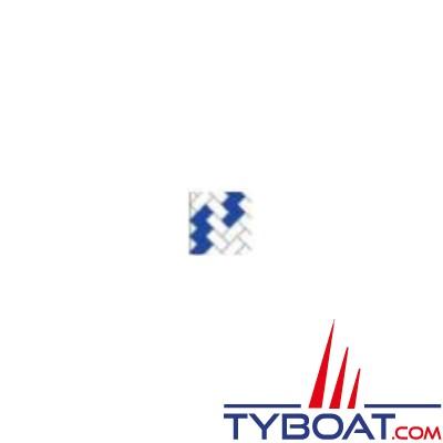 MaloMotion - Agot - Ø  6 mm - Couleur blanc/bleu (au mètre)