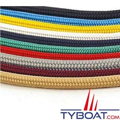 MaloMotion - Cezembre cordage Polyester 24 Fuseaux - Ø  4 mm - Beige (au mètre)