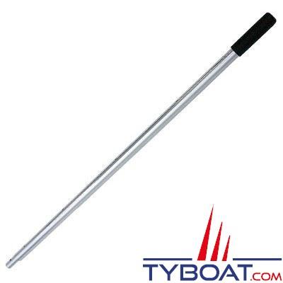 Manche aluminium Perfect Pole pour brosses de pont Swobbit - standard longueur  60 cm
