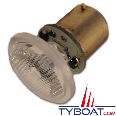 Mantagua - Ampoule à led 10w - B22 - blanc chaud - 40°
