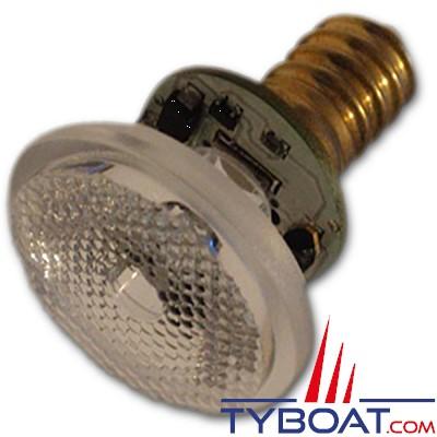Mantagua - Ampoule à led 10w - E14 - blanc chaud - 40°
