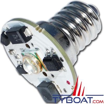 Mantagua - Ampoule à led 10w - E14 - blanc chaud - 90°