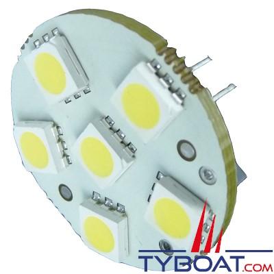 MANTAGUA - Ampoule à led 10w - g4 verticale - blanc chaud - 120°