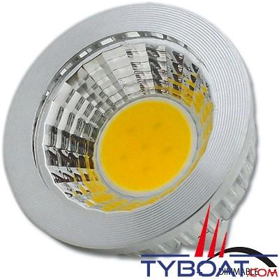 Mantagua - Ampoule à led 20w (210lm) - MR16 ou GU5.3 - 3w - blanc chaud - 40° - 9 à 30 vdc