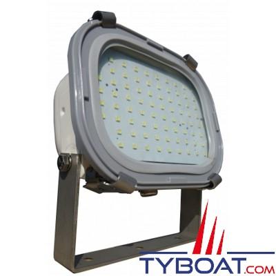MANTAGUA - Projecteur Led Ponant extérieur - 400 Watts - 3000 lumens - 24 Volts