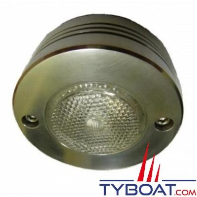 MANTAGUA - Spot éclairage led pour barre de flèche - 30 Watts - Eclairage : 40° - INOX