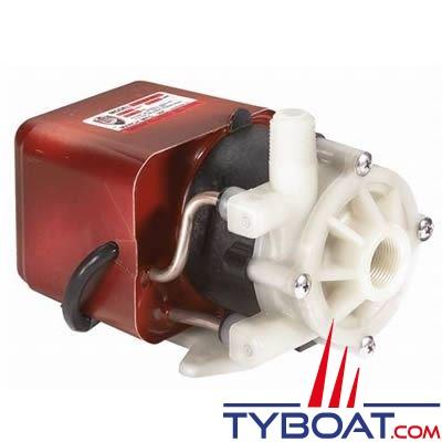 March Pump - Pompe eau de mer LC-3CP-MD pour climatisation livré avec raccords 1855 L/heure 230V - 50 Hz
