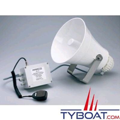 Marco - Avertisseur électronique - 12 Volts - Homologué pour navires de 12 à 20m