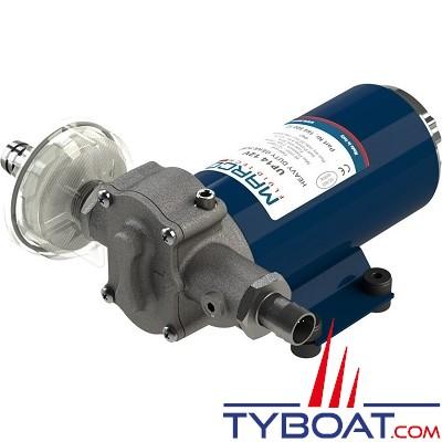 Marco - pompe de transfert huile/eau/gasoil - 24v - 46 litres/mn - UP14