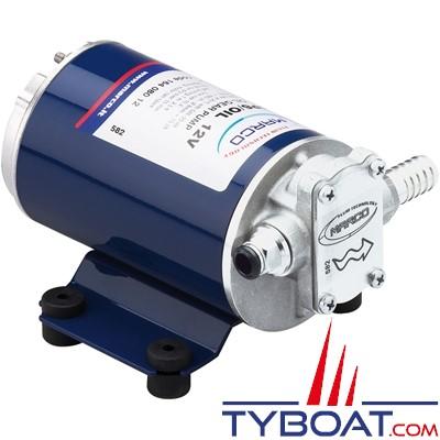MARCO - UP6/OIL pompe de transvasement huile, lubrifiants -24 volts - 3.5A - 25/75/480 litres/heure