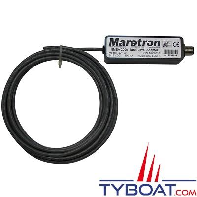Maretron - Interface pour sonde de réservoir TLA100-01 - NMEA2000