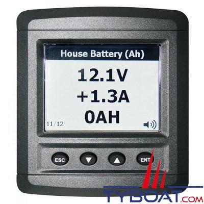 MARINCO - Contrôleur de batterie - Digital Multifonctions - CC - DCSM - 0-32 Volts CC