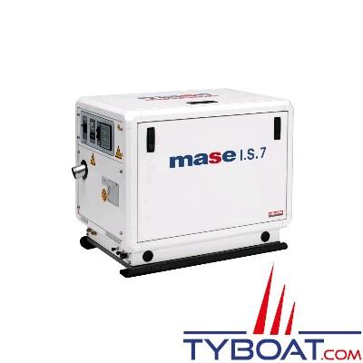 MASE - Groupe électrogène monophasé 1500 tr/mn - 230V 50Hz - IS7