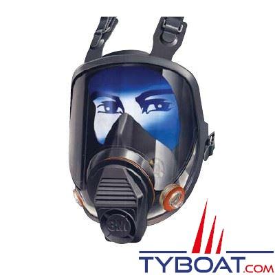masque respiratoire anti gaz 3m 6800s pour peinture masque complet 3m 447680 au meilleur prix. Black Bedroom Furniture Sets. Home Design Ideas