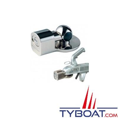 MASTER LOCK - Antivol de remorque - Têtes d'attelage de 48 à 51 mm