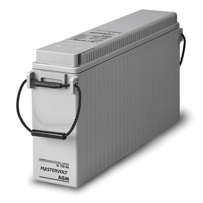 Mastervolt - Batterie AGM - SlimLine 12 Volt  - 50Ah