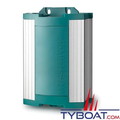 Mastervolt - Chargeur électronique de batterie - étanche IP65 - ChargeMaster 12/10 - 12 Volts/ 10 Ampères - 1 sortie