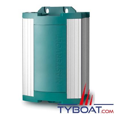 Mastervolt - Chargeur électronique de batterie - Etanche IP65 - CHARGEMASTER 24/6 - 24 Volts - 6 Ampères - 1 sortie