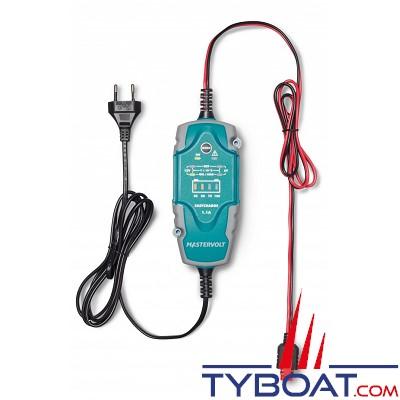 MASTERVOLT - Chargeur de batterie portable - EasyCharge - 1.1 Ampères
