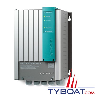 Mastervolt - Commutateur AC 230 Volts - MASS SYSTEMSWITCH - 10kW
