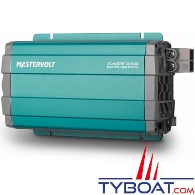 Mastervolt - Convertisseur sinusoïdal - AC MASTER - 12 Volts - 230 Volts - 1000 Watts