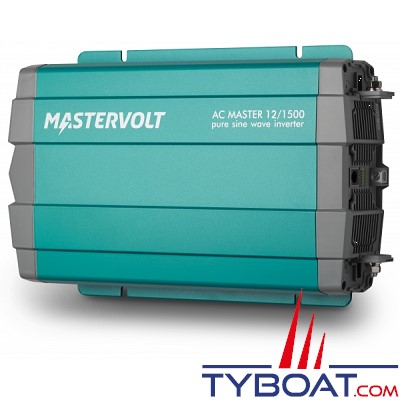 Mastervolt - Convertisseur sinusoïdal - AC MASTER - 12 Volts - 230 Volts - 1500 Watts