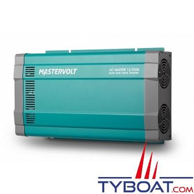 Mastervolt - Convertisseur sinusoïdal - AC MASTER - 12 Volts - 230 Volts - 3500 Watts