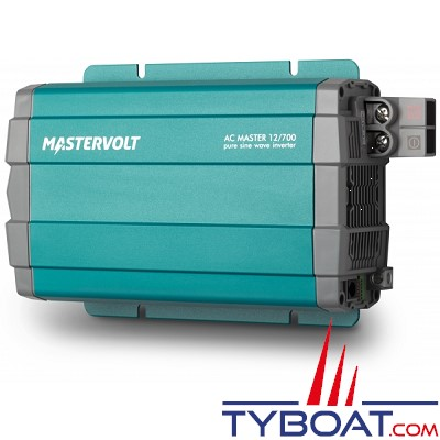 Mastervolt - Convertisseur sinusoïdal - AC MASTER - 12 Volts - 230 Volts - 700 Watts