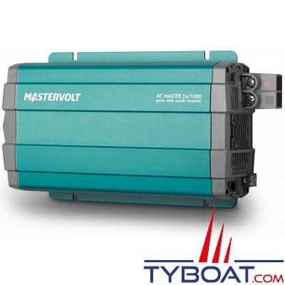 Mastervolt - Convertisseur sinusoïdal - AC MASTER - 24 Volts - 230 Volts - 1000 Watts