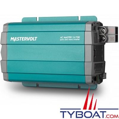 Mastervolt - Convertisseur sinusoïdal - AC MASTER - 24 Volts - 230 Volts - 700 Watts