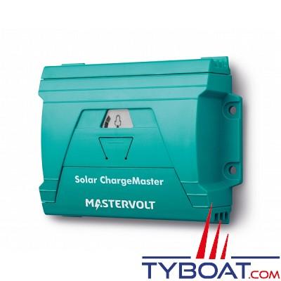MASTERVOLT - Régulateur de charge pour panneaux solaires - SCM40 - 12/24 Volts - 40 Ampères