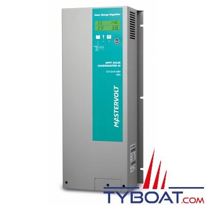 Mastervolt - Régulateur de charge pour panneaux solaires - SCM60 MPPT-MB - 12/24 Volts - 60 Ampères