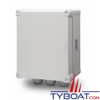 Mastervolt - Système de commutation AC 230 Volts - IP55 - MASTERSWITCH 25 kW - 2 Entrées - 1 sortie