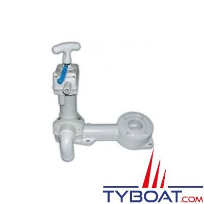 Matromarine - Pompe avec base pour wc manuel