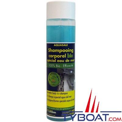 MATT CHEM - AQUASALE - Bio - Shampoing corporel spécial eau de mer - 250 ml