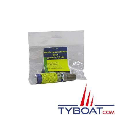 Matt Chem Marine - B.E.T 149 - Batonnet epoxy/titane pour soudure à froid - 63 gr