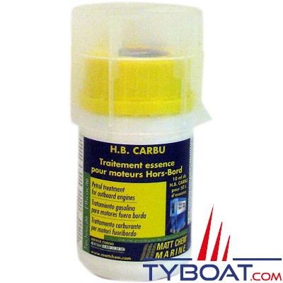 Matt Chem Marine - H.B CARBU - Traitement anti-corrosion spécial hors bord - 125 ml
