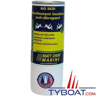 Matt Chem Marine - NO SKID - Revetement incolore anti-dérapant - Aérosol 150 ml