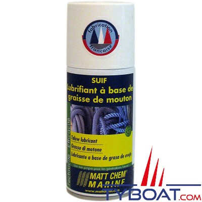 Matt Chem Marine - SUIF - Graisse de mouton - 150 ml