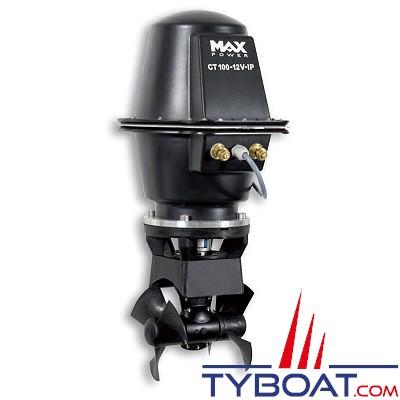 MAX POWER - CT100-IP Propulseur d'étrave électrique anti-déflagrant 9.5cv Ø185mm 12V