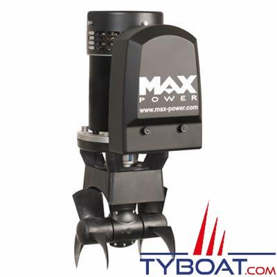 MAX POWER - CT100 Propulseur d'étrave électrique 9.5cv Ø185mm 12V