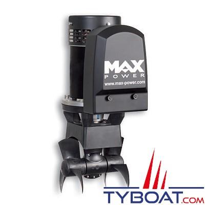MAX POWER - CT165 Propulseur d'étrave électrique 15.9cv Ø250mm 24v