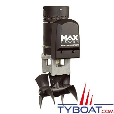 MAX POWER - CT225 Propulseur d'étrave électrique 20cv Ø250mm 24v