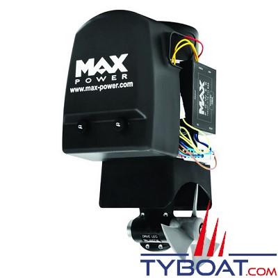 MAX POWER - CT35 Propulseur d'étrave électrique 3.6cv Ø125mm 12V