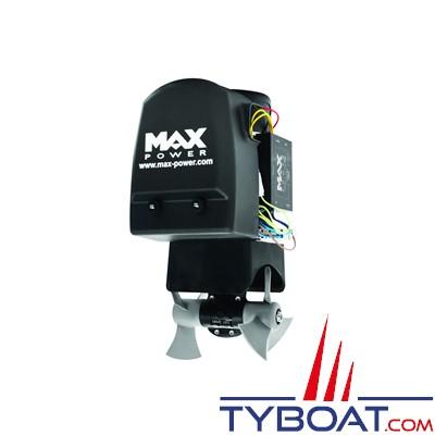 MAX POWER - CT45 Propulseur d'étrave électrique 4.3cv Ø125mm 12V