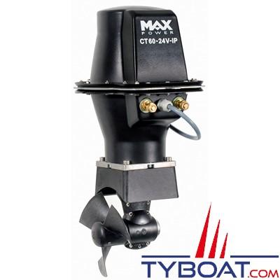 MAX POWER - CT60-IP Propulseur d'étrave électrique anti-déflagrant 5.8cv Ø185mm 12V